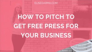 Elise+Darma+Free+Press+business+Blog